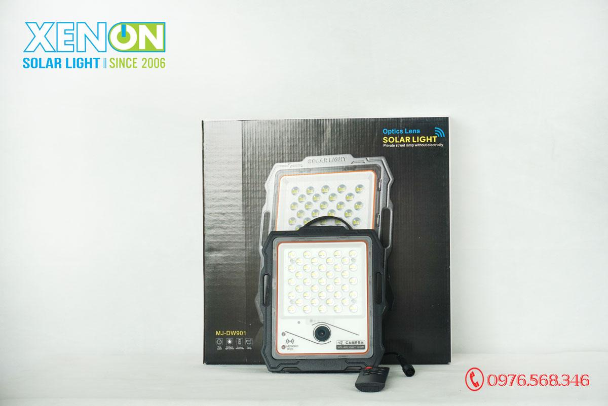 Đèn Camera năng lượng CMR100W