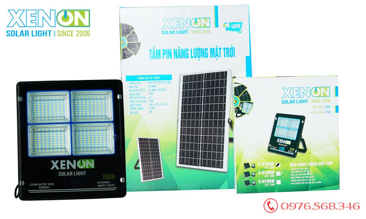 Đèn pha Xenon X100W chính hãng