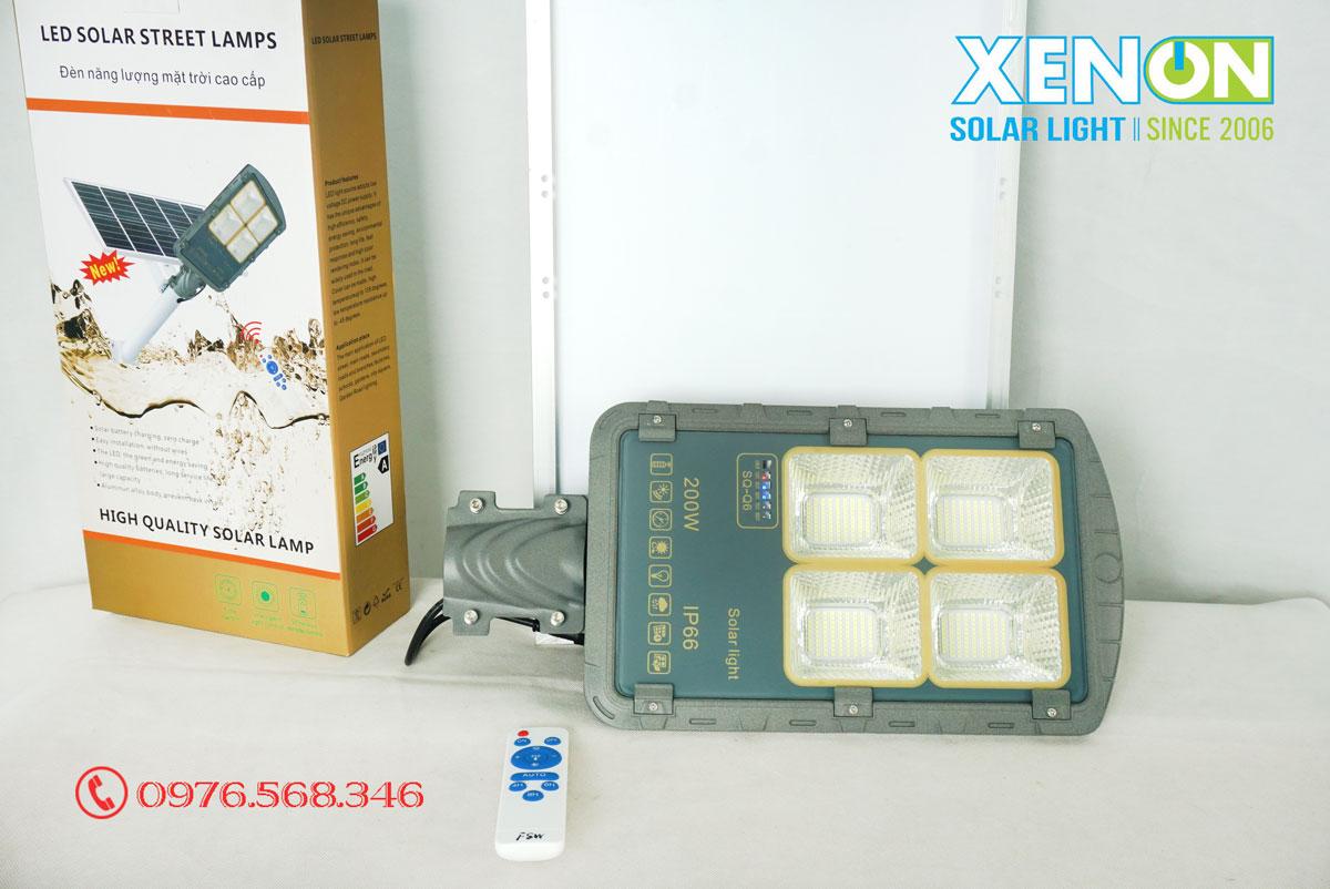 Đèn đường rời thể Xenon XD200W