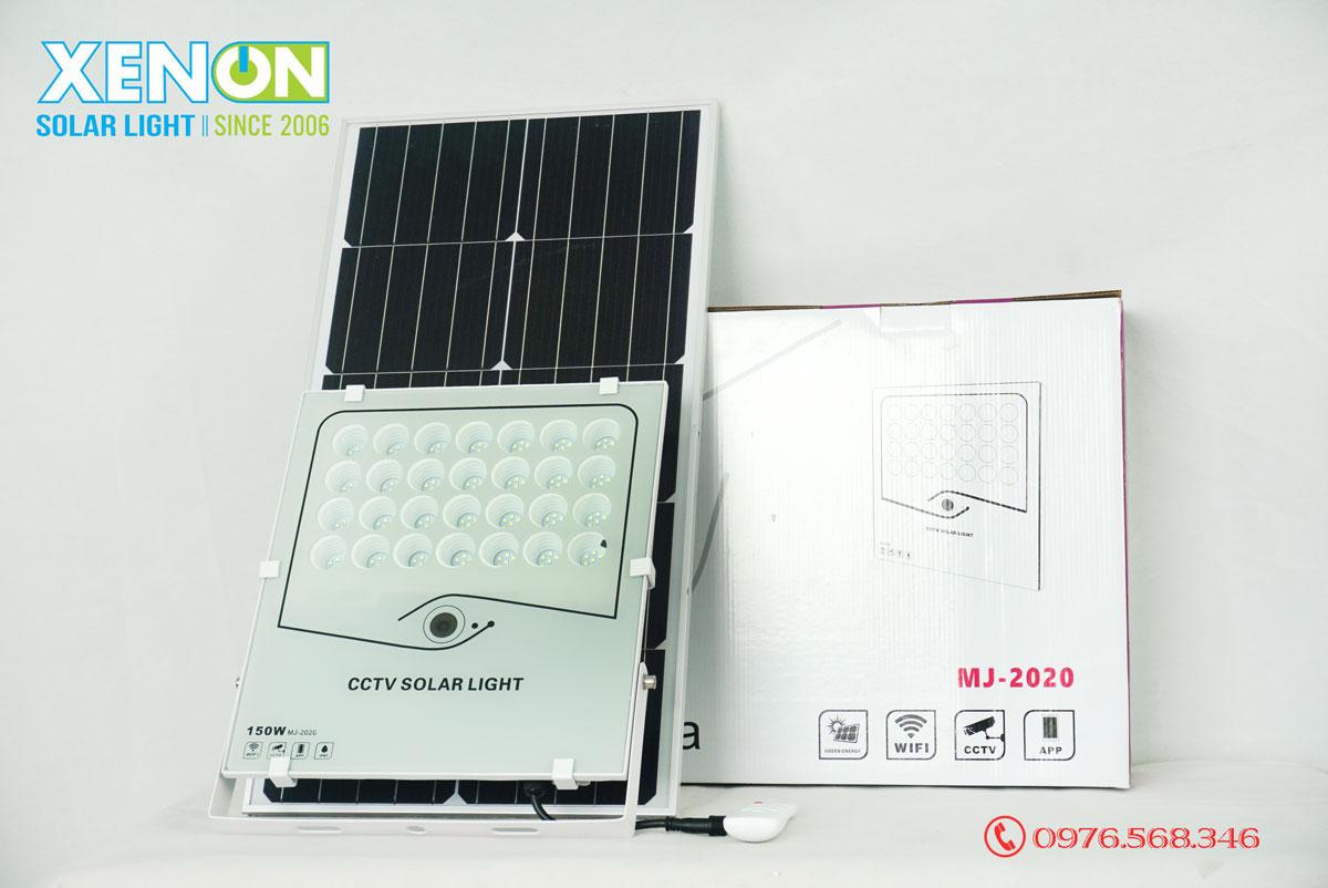 Đèn camera năng lượng CMR150W