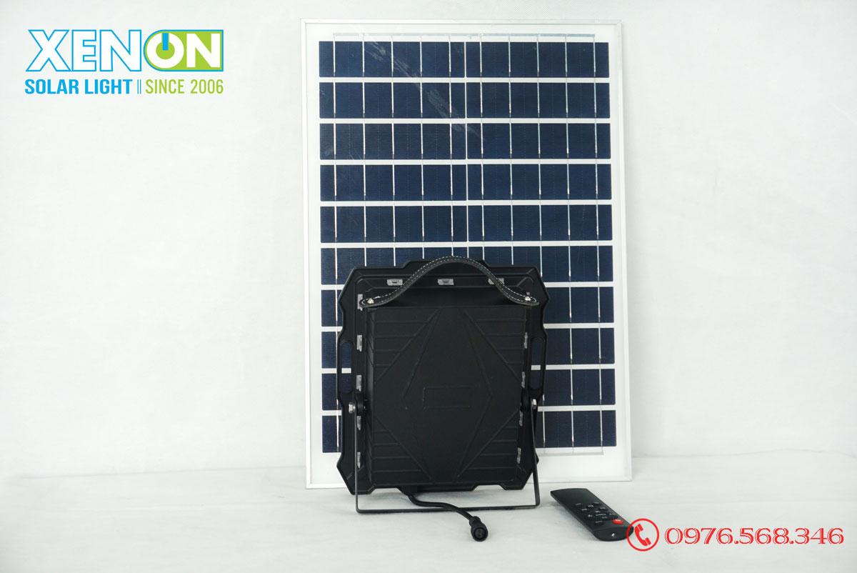 Đèn camera năng lượng CMR200W