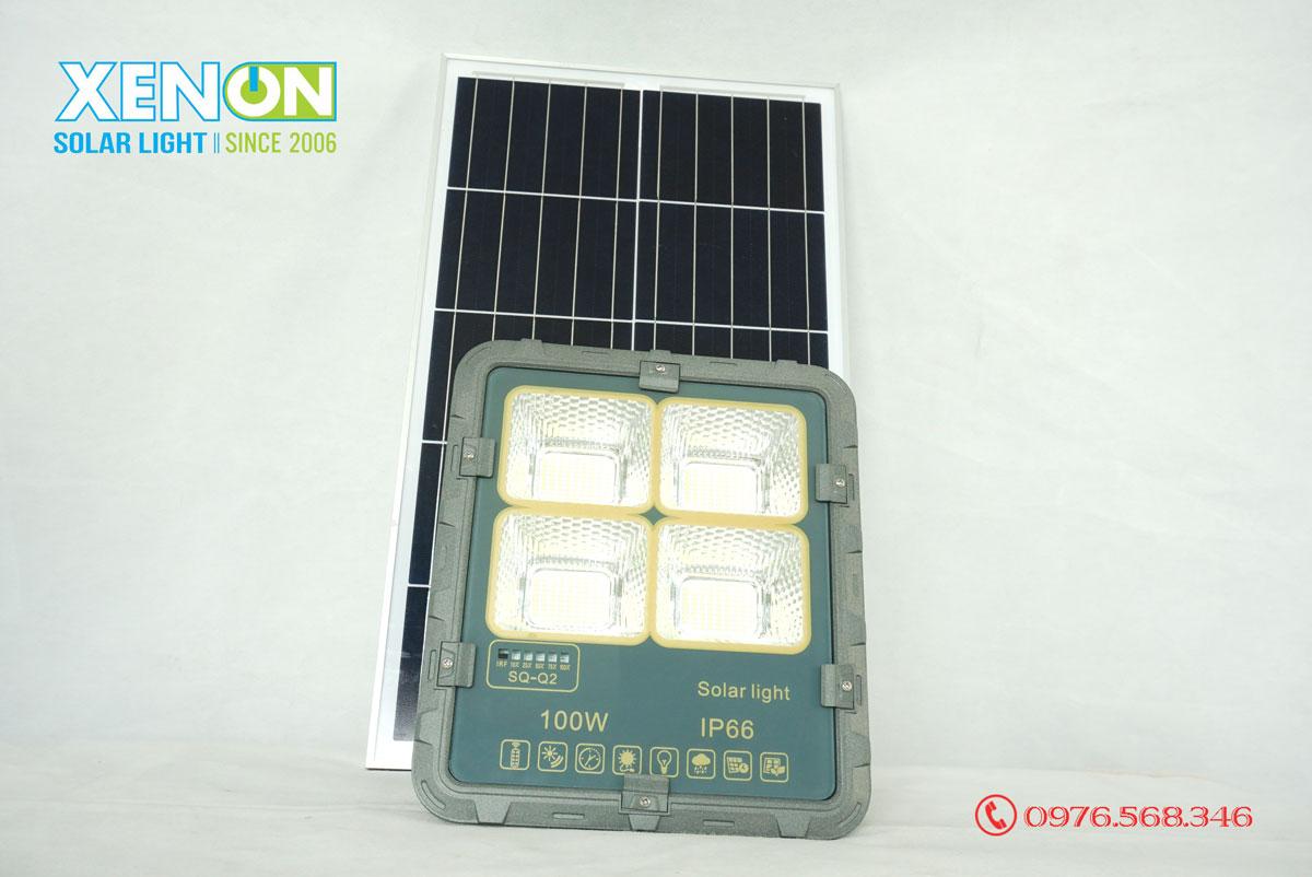 Đèn pha Xenon XF100W năng lượng