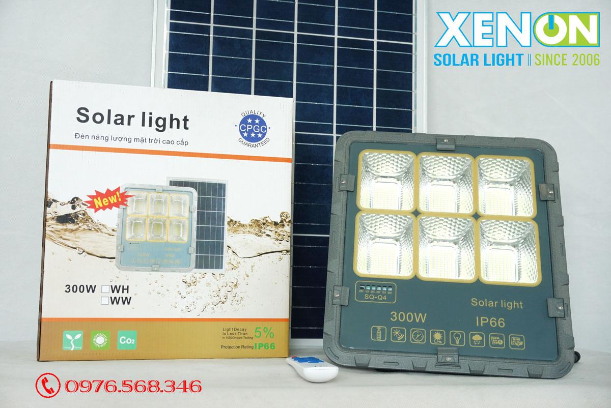Đèn pha Xenon XF300W năng lượng
