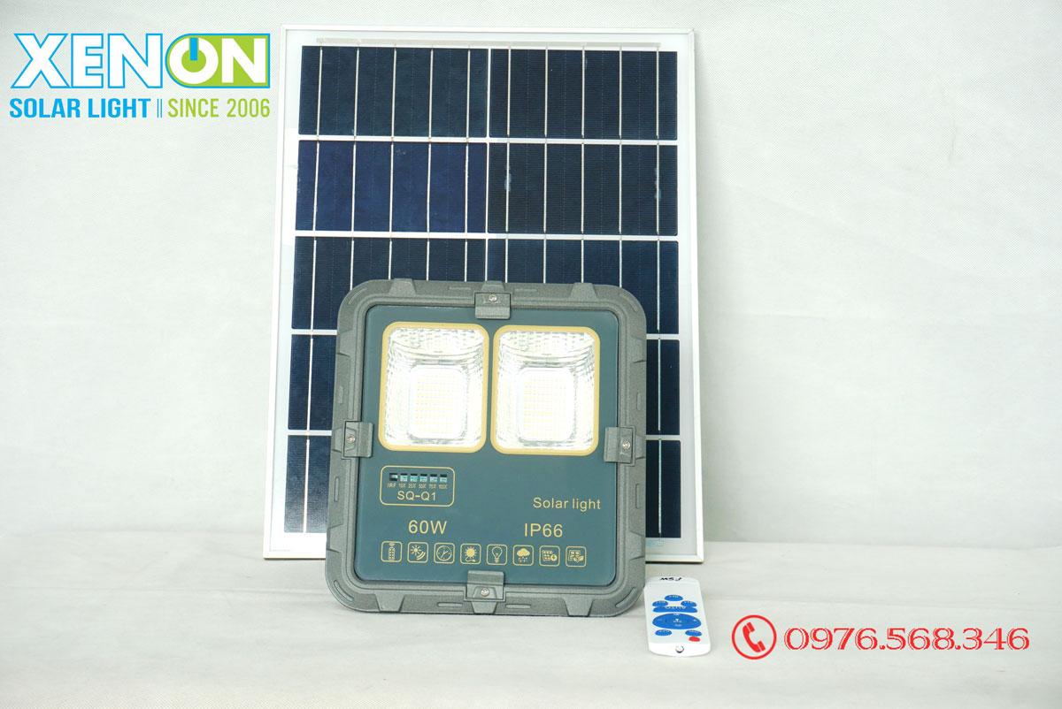 Đèn pha Xenon XF60W năng lượng