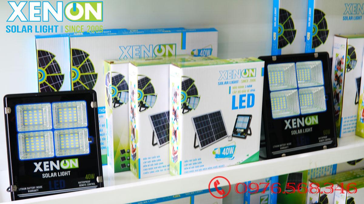 Ma trận thương hiệu đèn Solar Light thật giả lẫn lộn – XENON thì sao?!