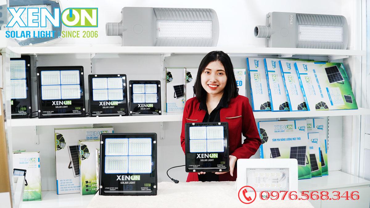 Đánh giá con số IP thực của đèn Solar Light thương hiệu XENON so với thị trường