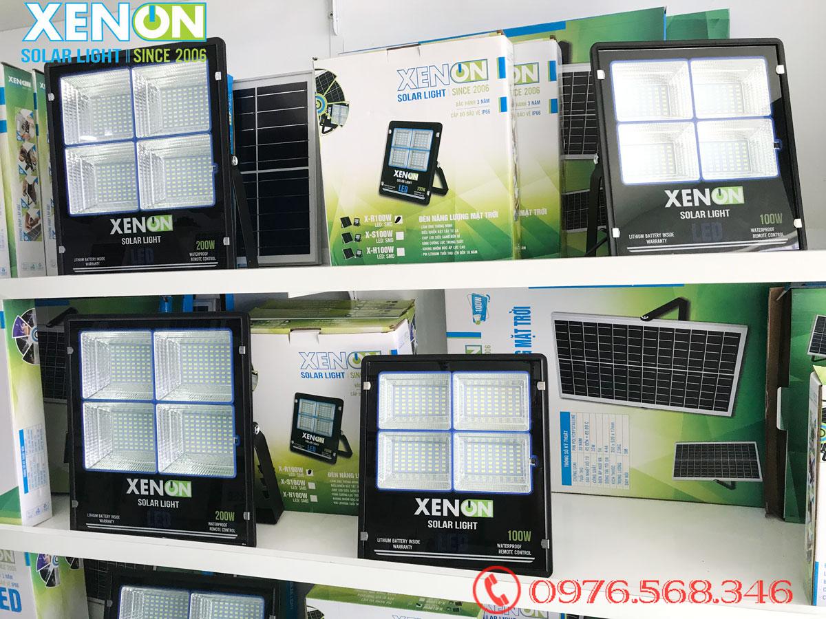 Liệu cứ thấy solar light thì là hàng của XENON?